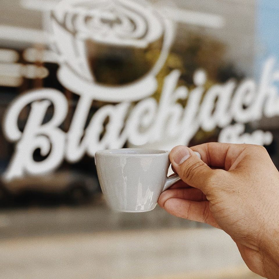 Blackjack Coffee Shop